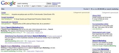 adwords SEM 767205 Behavioral targeting… semplice, no?
