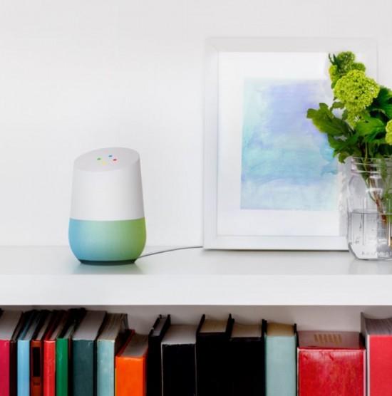 Una immagine del nuovo Google Home